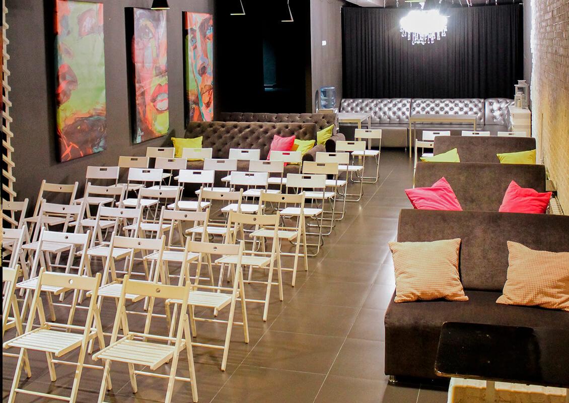 Конференц-зал в Новосибирске